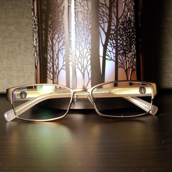 e0be5c534d6 Dkny Accessories - DKNY Rose Gold   Pink Eyeglass Frames